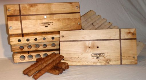 Custom Made Cigar Molds / Presses
