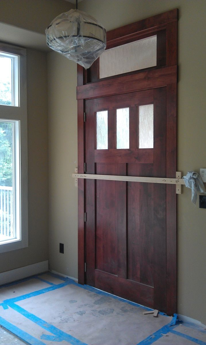 Hand Made Custom Solid Wood Interior And Exterior Doors by ...
