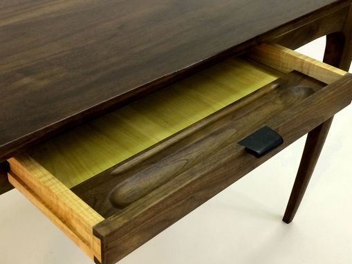 Custom Made Walnut Writer's Desk