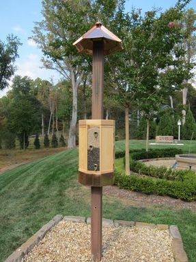 Custom Made Birdfeeders