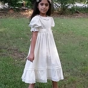 Custom wedding dresses custommade flower girlgarden partyportraitrustic stylespecial occasion dresses by sena junglespirit Images