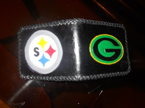 Custom Made Team Logo Wallet