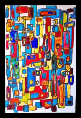 Custom Made Large/ Custom Contemporary Art With Your Colors
