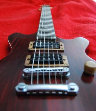 Custom Made Z-Max Model One Electric Guitar