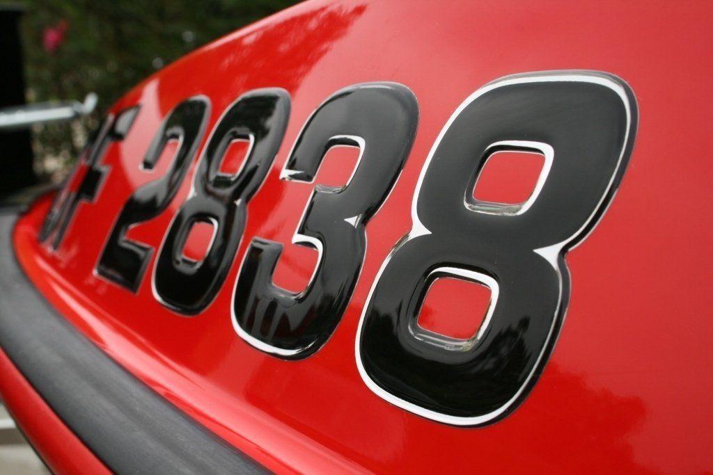 Custom Decal Maker >> Custom Made Boat & Jetski Registration Numbers - Domed/Raised Decal Black Center/Chrome Outline ...