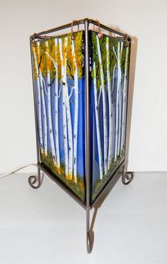 Custom Made Three Seasons Aspen Lighting - Table Lamp