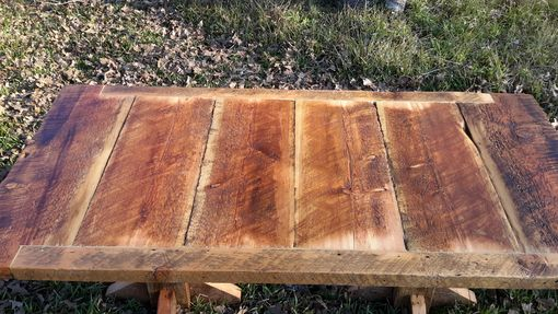 Custom Made Montana Made Barnwood Dining Table