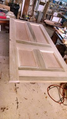 Custom Made Custom Paint Grade Door