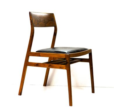 Custom Made Mid Century Dining Chair
