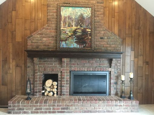 Custom Made Custom Traditional Style Mantel