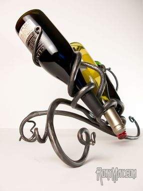 Custom Made Vino Bella Wine Bottle Holder