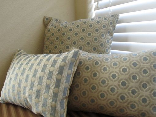 Custom Made Pillows For Different Clients