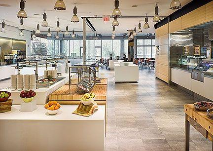 Handmade Corporate Cafeteria By Salon Interiors