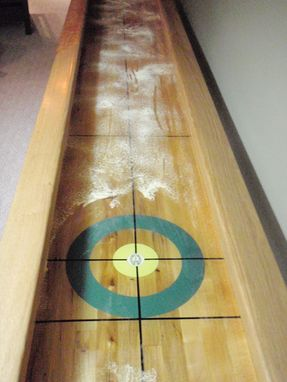 Custom Made Curling Table