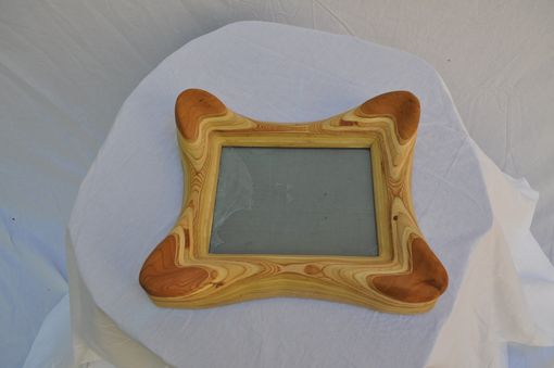 "Custom Made Sculpted Layered 8"" By 10"" Picture Frame. 1017"