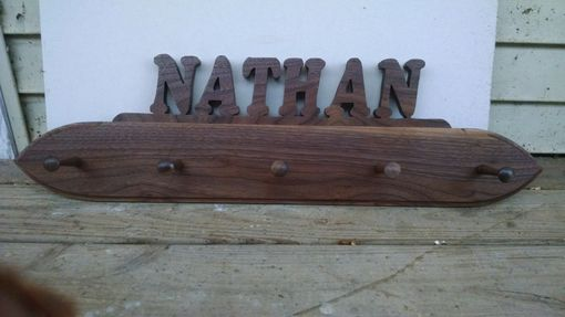 Custom Made Novelty Hat/Coat Racks And Key Holders
