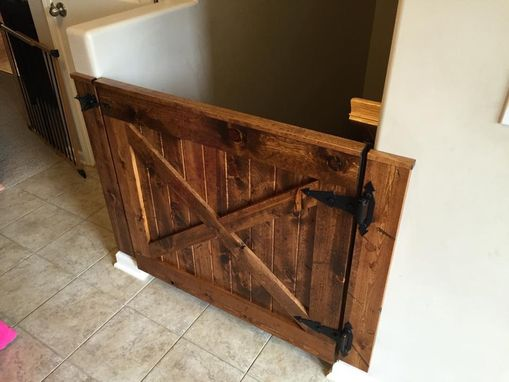 Custom Made Baby Gate