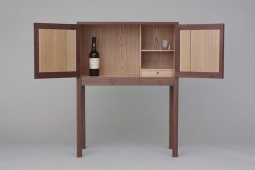 Custom Made Liquor Cabinet
