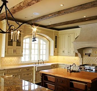 Custom Made Classic Inset Kitchen
