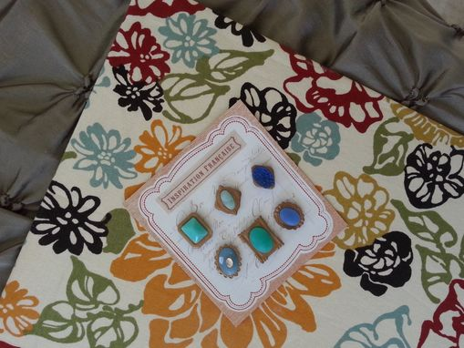 Custom Made Wall Hanging Large Magnetic Gift Board With Pouch For Magnets 14x16