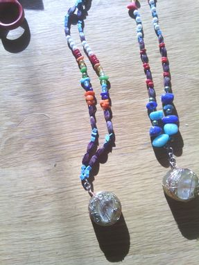Custom Made Orgonite Crystal Necklaces