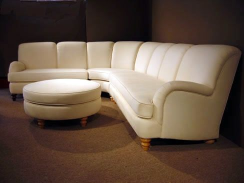 Custom Made Oxford Sectional