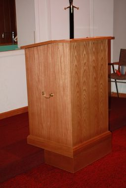 Custom Made Custom Pulpit