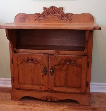 Custom Made Drop Leaf Table Or Desk