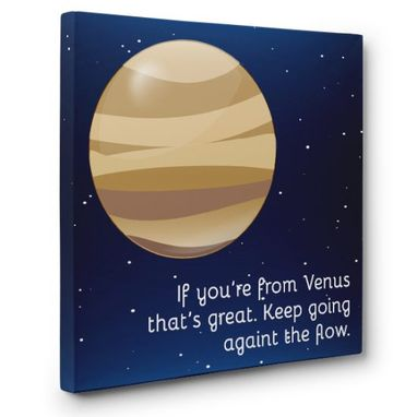 Custom Made Venus Canvas Wall Art