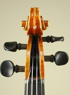 Custom Made Violin 2008