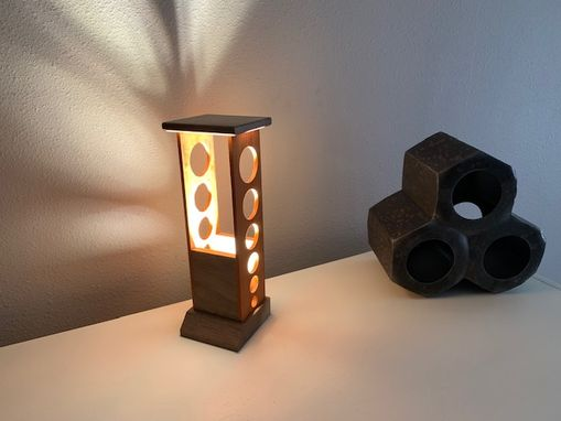 Custom Made Woodworking Custom Made Lamp - Treviso