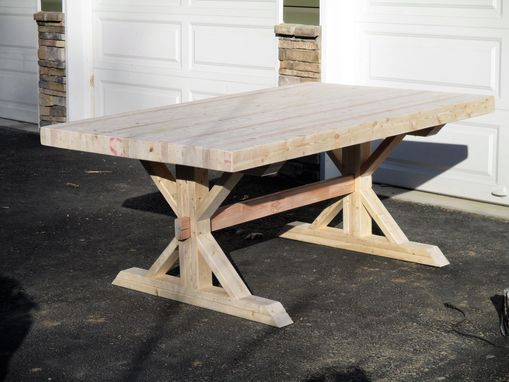 Custom Rustic Farmhouse Industrial Conference Tables And