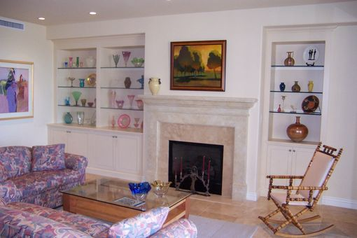 Custom Made Niche Cabinetry