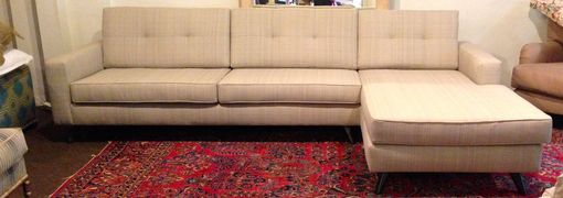 Custom Made Modern Sectional