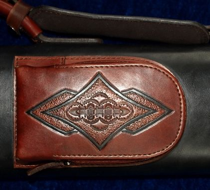 Custom Made Time ⅡLeather Poolstick Case