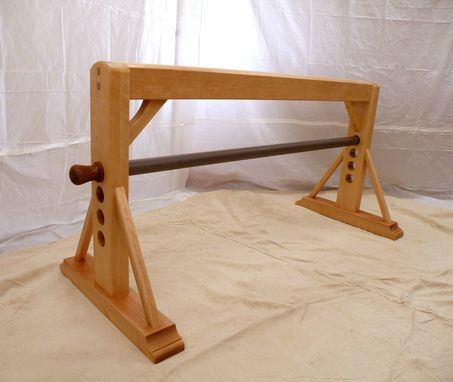 Custom Made Yoga Trestle