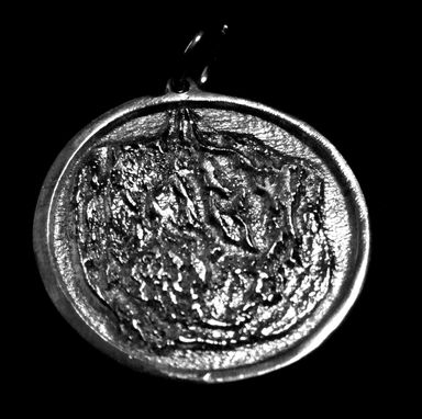 Custom Made Custom Sterling Silver Embryo Charm