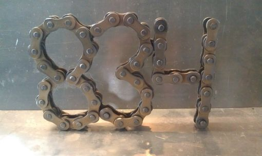 Custom Made Chain Numbers