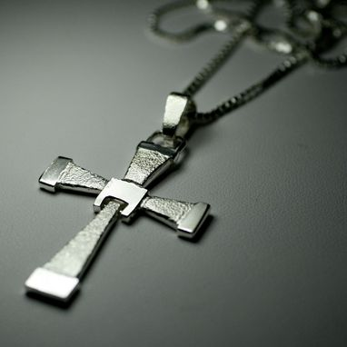 Custom Made Cross Necklace