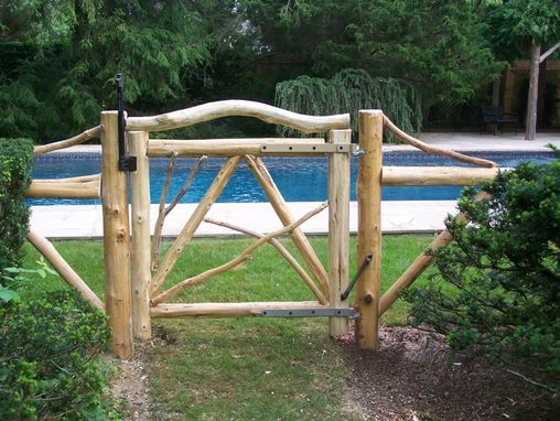 Custom Made Pool Gate