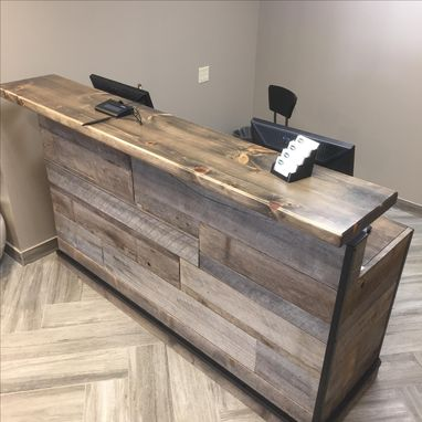 Custom Rustic Wood Furniture