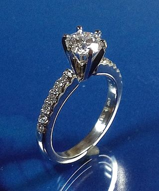 Custom Made Diamond Engagement Rings, Bridal Sets And Wedding Bands