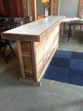 Custom Made Retail Front Counters