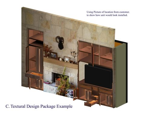 Custom Made Design Service - Custom Projects