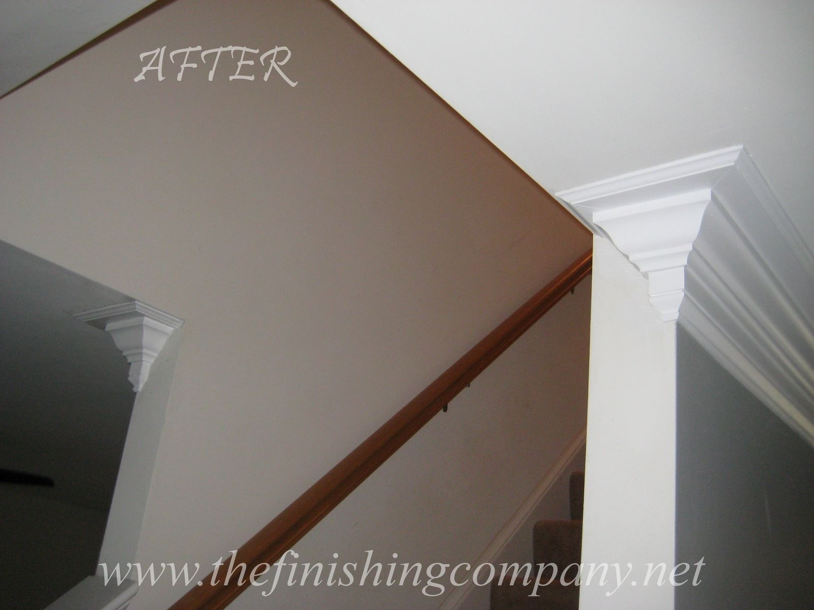 Custom Made Crown Molding Richmond Va