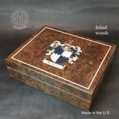 Custom Made Humidor Handcrafted In The U.S.  Hd24