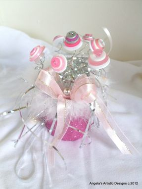 Custom Made Valentine's Day Bouquet In Pink
