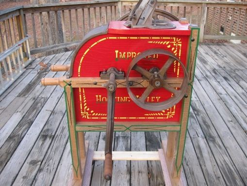 "Custom Made 1930""S Hocking Valley Cornsheller Restoration"
