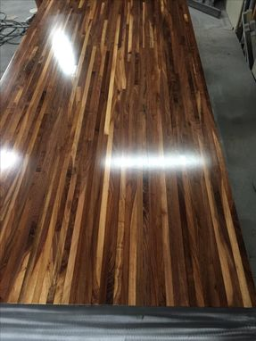 Custom Made Modern Dining Room Table