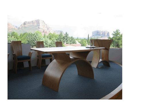 Custom Made Sedona Synagogue